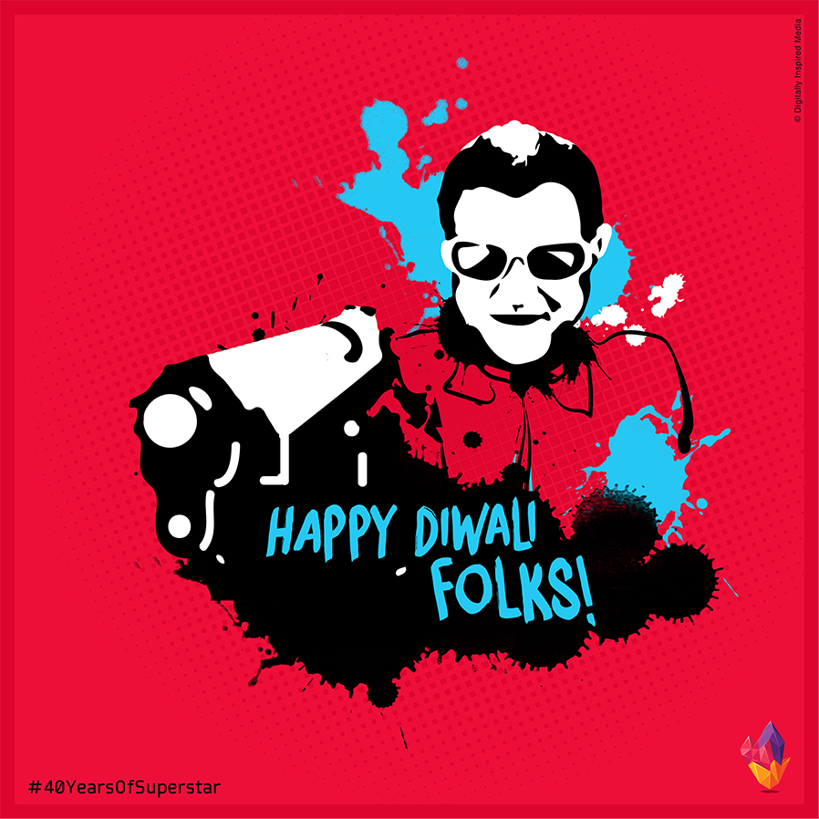 happy diwali folks endhiran