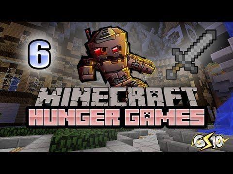Minecraft Hunger Games Episode Stone Sword Minecraft - Minecraft hunger games spiele