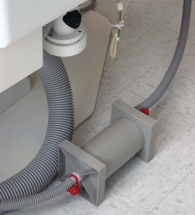 Chairside Amalgam Separator Dental Mecury Filter - DD2009