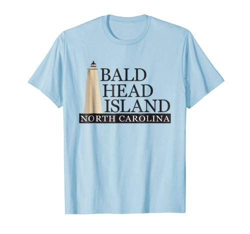 Bald Head Island North Carolina T-Shirt NC #beach