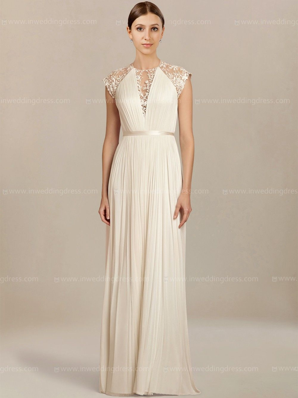 Simple Inexpensive Wedding Dresses Best Shapewear For Dress Check More At Http Svesty