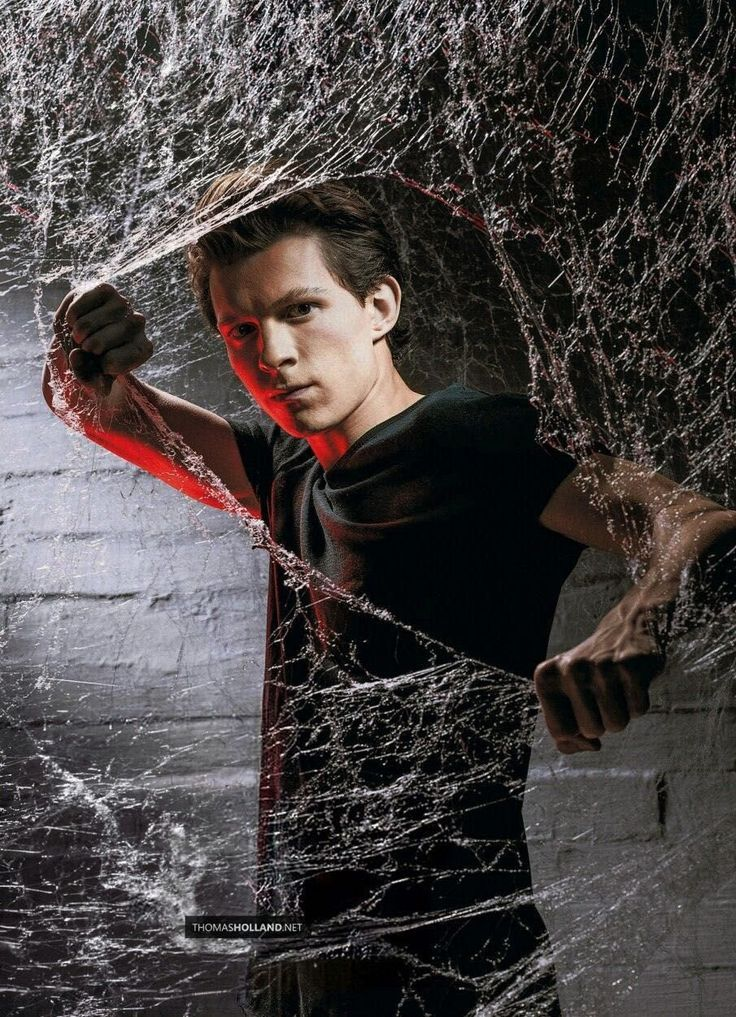 Tom Holland Imagines - Imagine#4:Scared of Spiders But Not You-Peter Parker