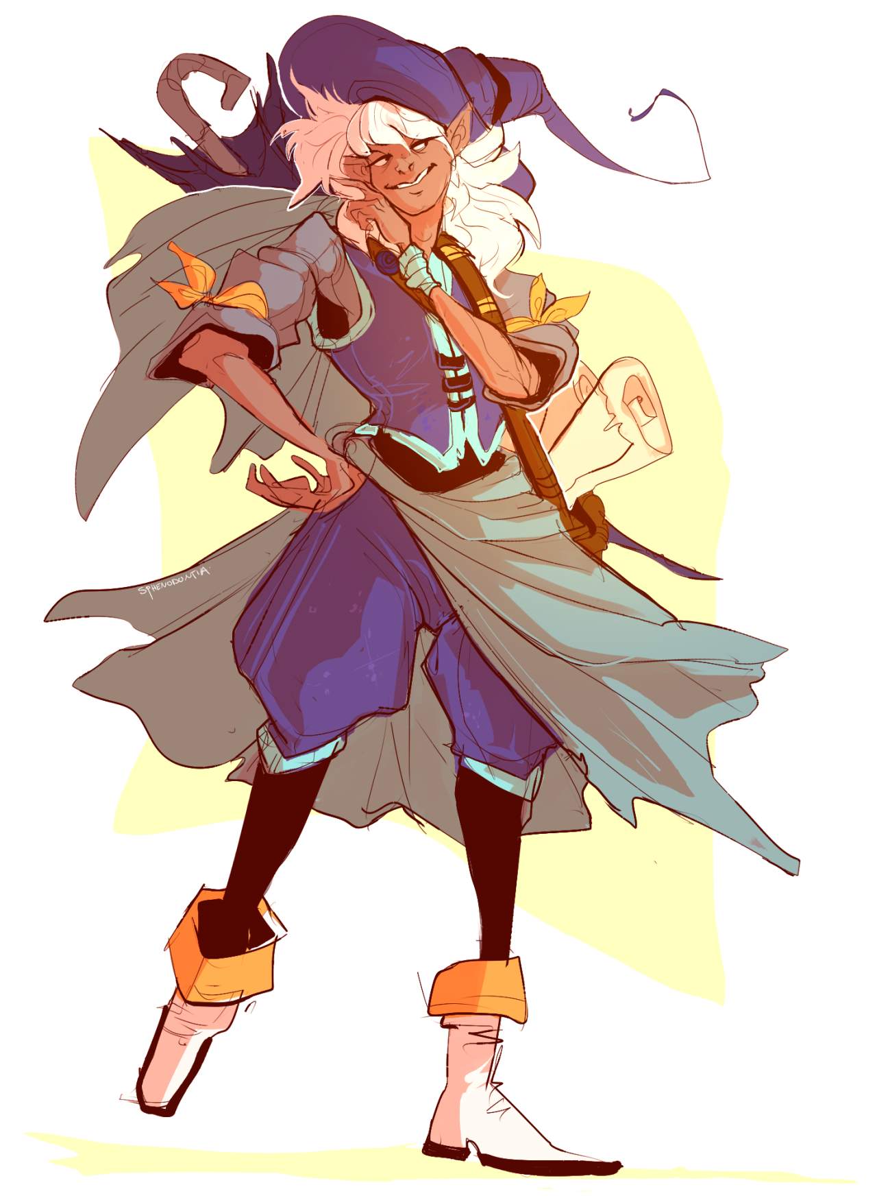 Taako Tumblr D Amp D Adventure Zone Podcast The