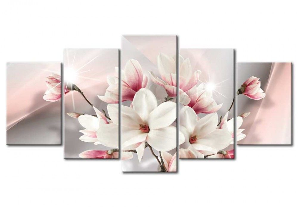 Magnolia in bloom cuadros cuadros pintura arte pintura y pintura acrilica cuadros - Bimago cuadros modernos ...