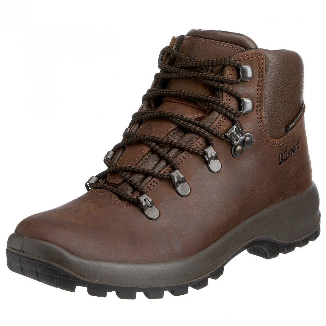 eb717f0699b Grisport Hurricane Boot - Brown | Grisport Walking Boots & Shoes ...