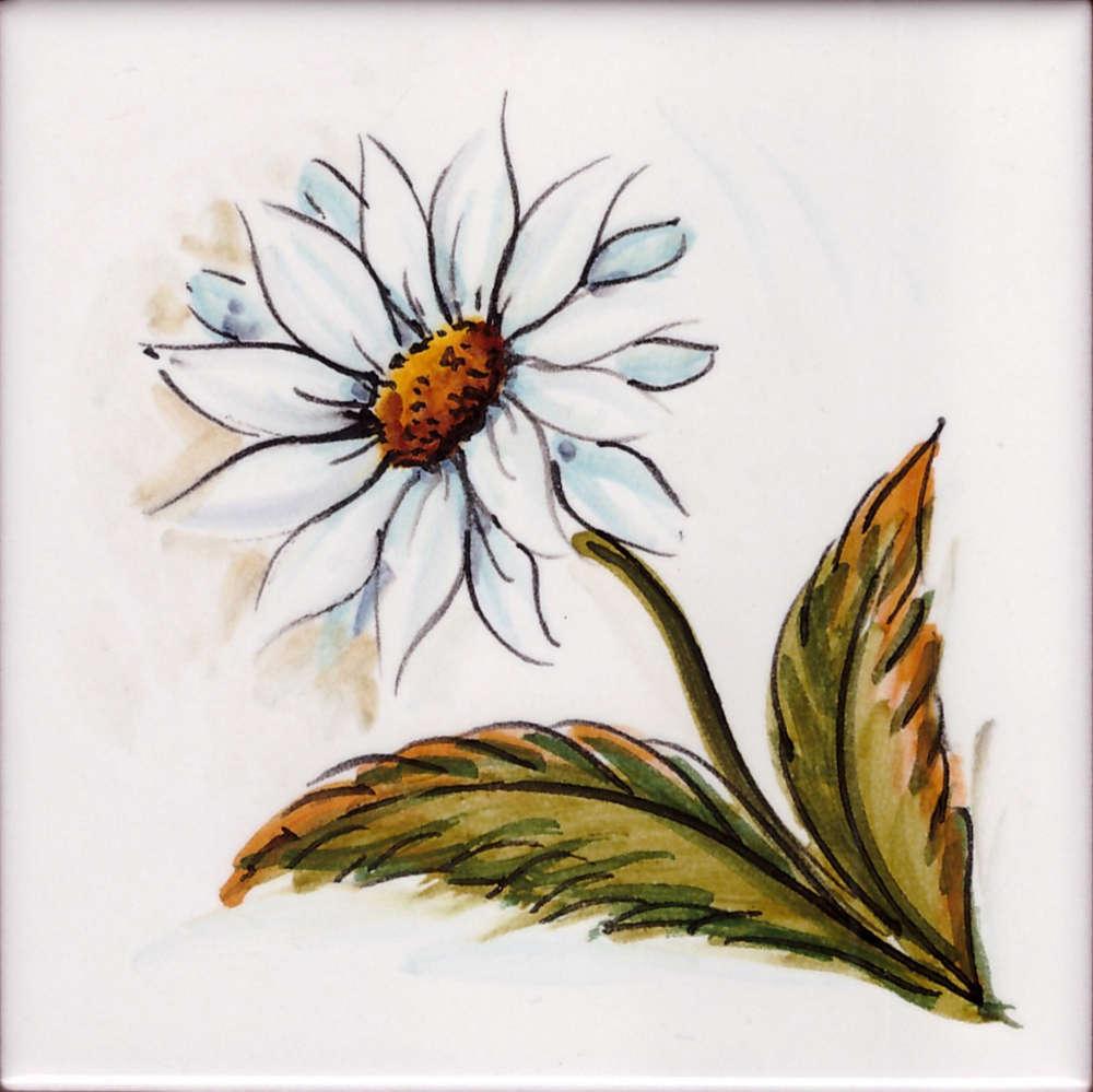 Piastrelle Cucina Con Fiori mattonella cucina vietrese piastrella fiori di vietri 09