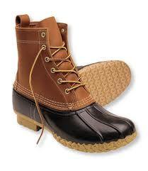 """classic LL Bean 8"""" duck boot @ http://www.llbean.com/llb/shop/33549?page=mens-bean-boots-by-llbean-8-thinsulate"""