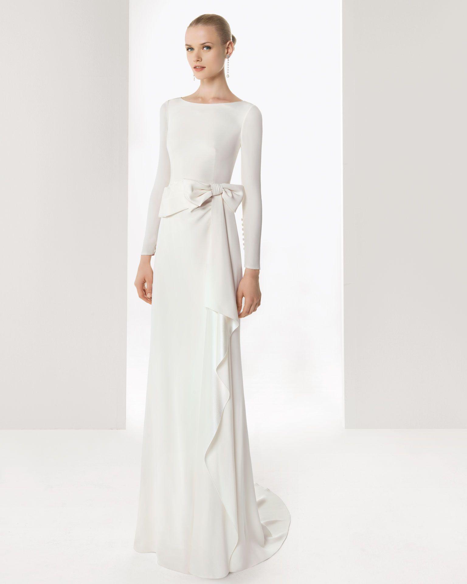 60e9e2d408 Rosa Clara - Vestidos de novia o fiesta para estar perfecta.