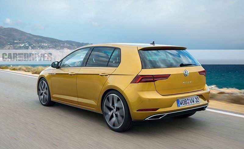 2021 Volkswagen Golf Here S What We Know Volkswagen New Golf