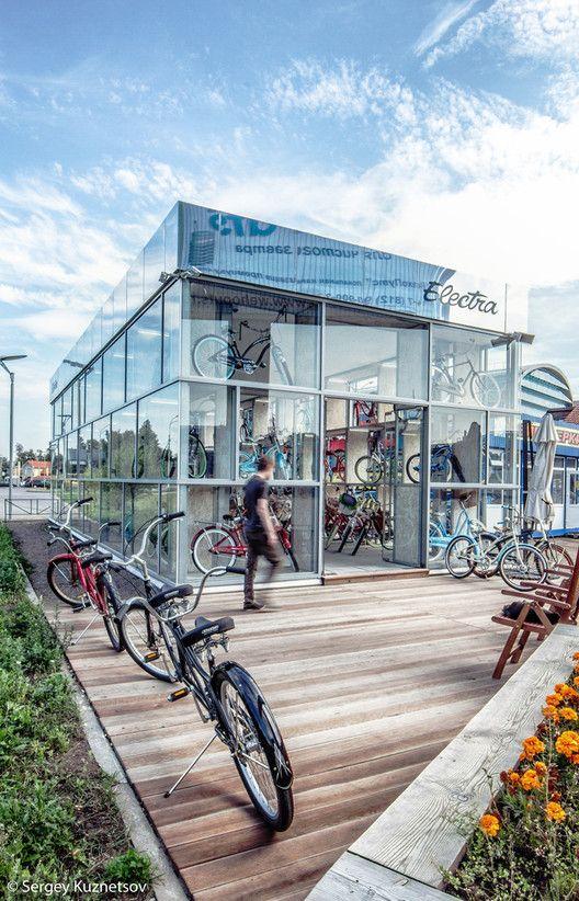 Galeria De Centro De Bicicletas Electra Andrey Ukolov