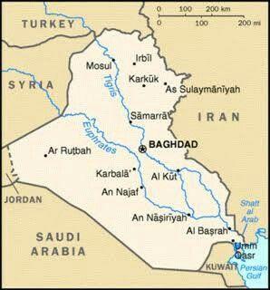 Tigris Y Eufrates Mapa.Rios Tigris Y Eufrates Actualidad Actualidad