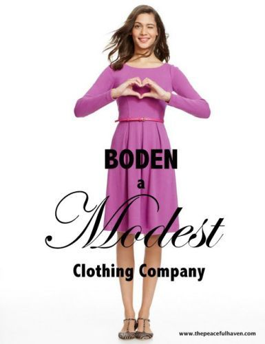 a6e621502a8 BODEN A Modest Clothing Company