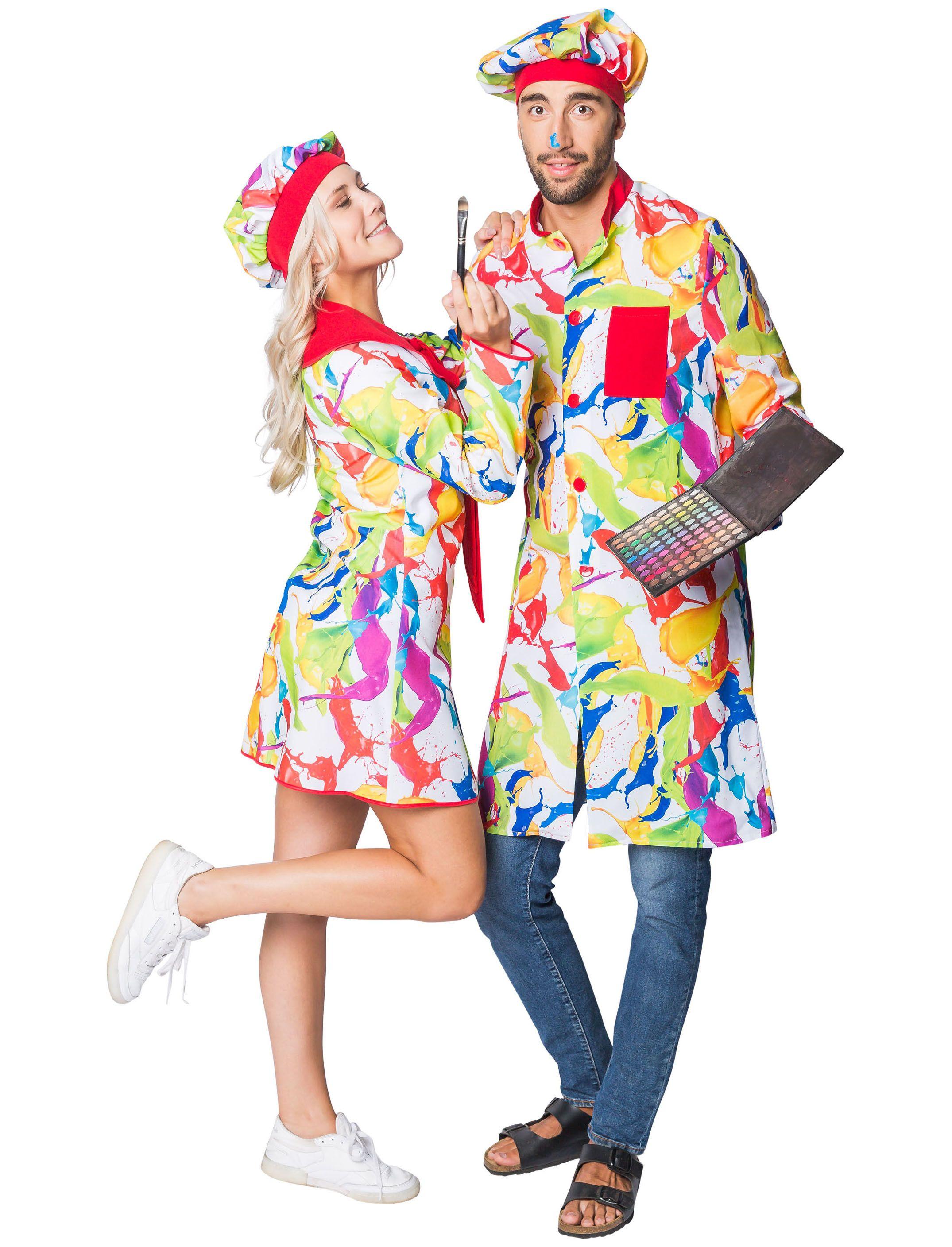 20a2aa7aa51d44 Paarkostüm Maler » Deiters  Paarkostüm  couple  damen  herren  paar  kostüm