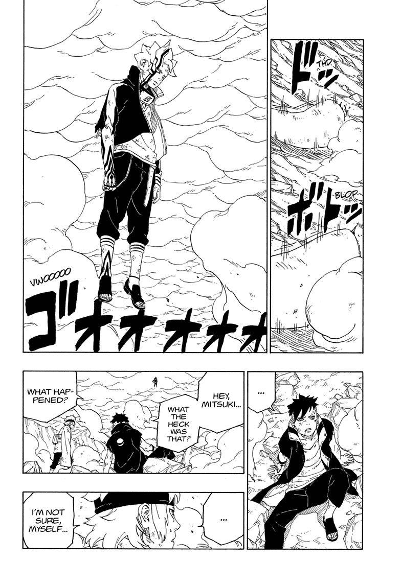 Boruto Naruto Next Generations Chapter 43 in 2020