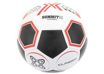 Summit Sport Kids Vinyl Soccer Ball, ideal introduction to a variety of ball skills and sports.