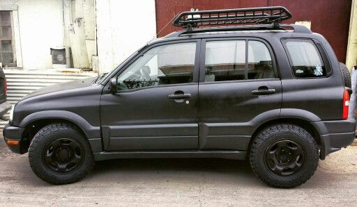 2001 Suzuki Grand Vitara Off Road 4x4 Grand Vitara Suzuki Tijuana
