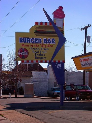 Burger Bar Roy Utah Cholesterol To Die For Nifty Eating Spots