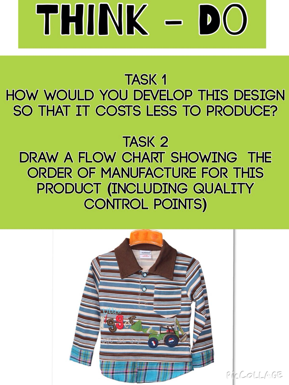 Quality control/ cost Gcse revision, Exam revision