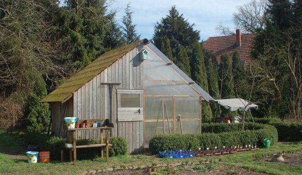 Gewächs/ Gartenhaus Garten, Gewächshaus, Gartenhaus