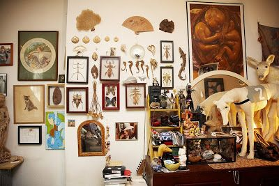 The Steampunk Home: Geek Details Room Makeover