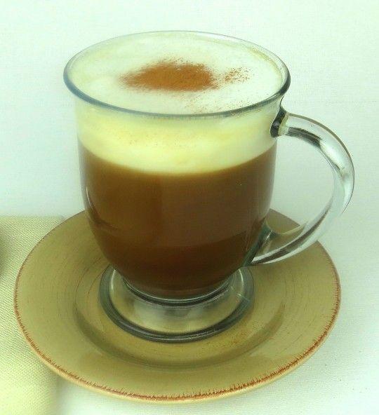 Paleo Caffe Latte. Quick To Make And 100% Free Of Caffeine