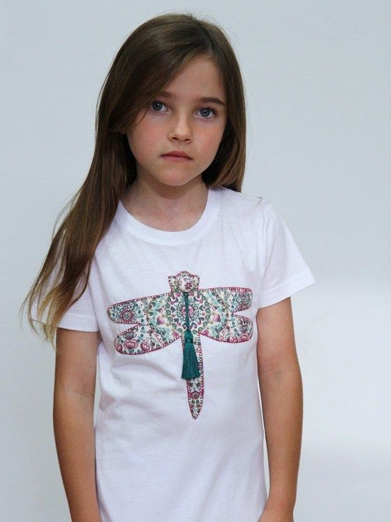 #camiseta #personalizada #diseño #libélula