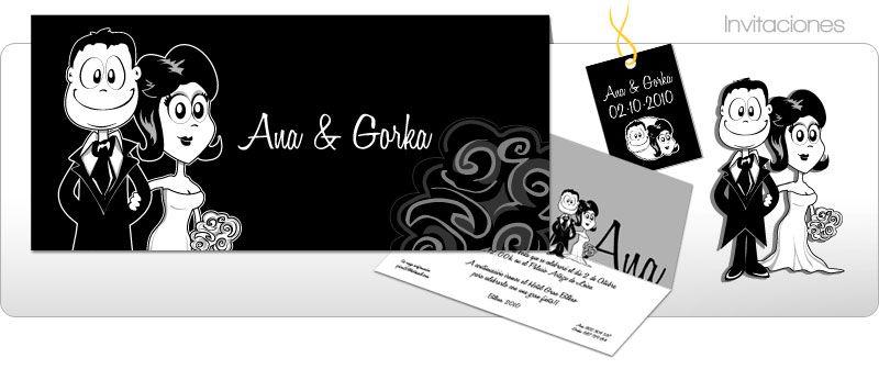 Diseño Invitación