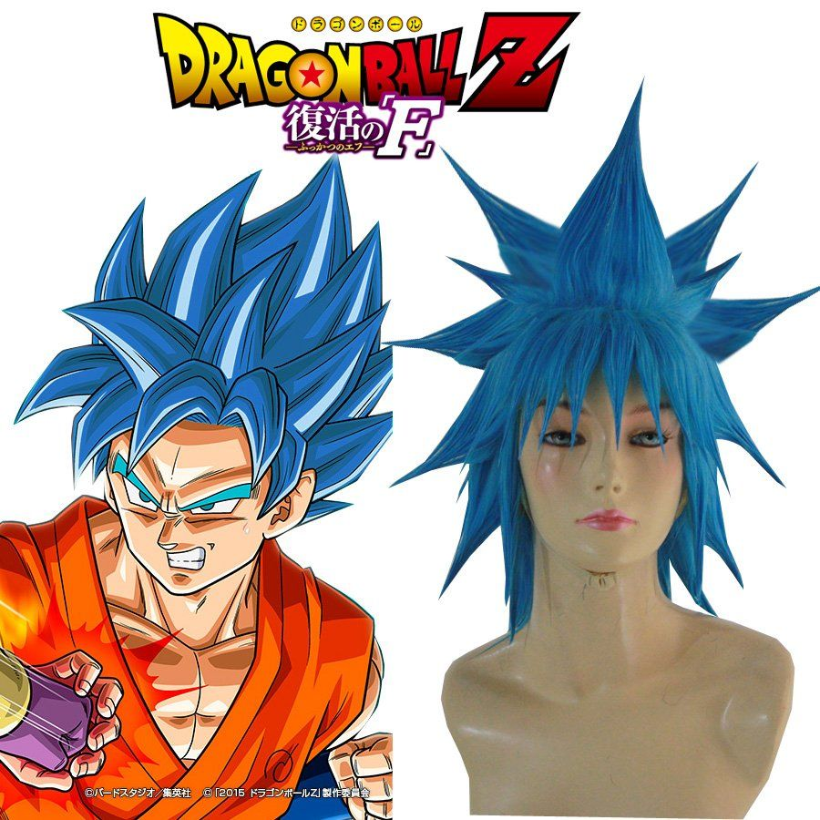 DBZ Resurrection F Goku Boots Cosplay SHOES Custom Made:free shipping
