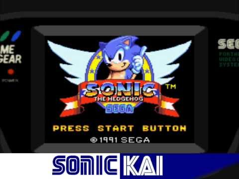 Sonic 1 Game Gear Master System Music Jungle Zone Gaming Gear Sonic Sega Master System