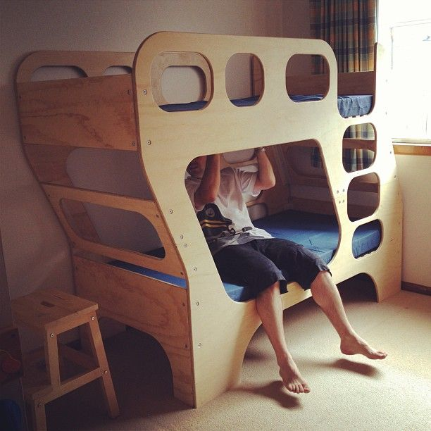 Kids Bunk By Jsf The Little Cottage In 2019 Furniture