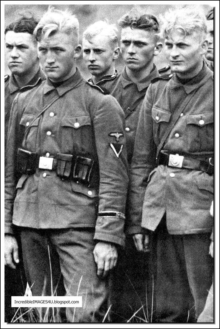 Ss soldier haircut hairstyles ideas pinterest soldier haircut ss soldier haircut winobraniefo Gallery