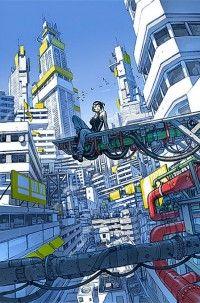 Mirror's Edge comic