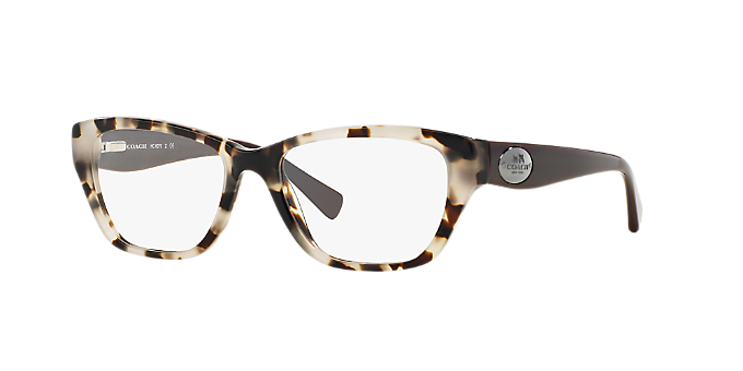 3ff8548879 Cat Eye - Snow Leopard by Coach -  185.00 New Glasses