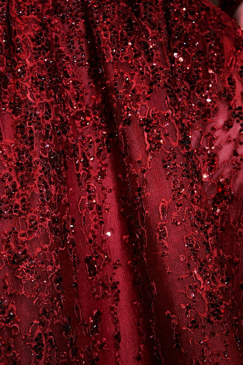 Red Fabric By Elie Saab Red Aesthetic Shades Of Red Red Fabric
