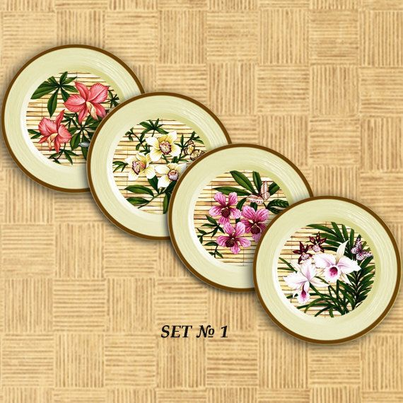 Famous Decorative Wall Plate Sets Ideas - Wall Art Design ...