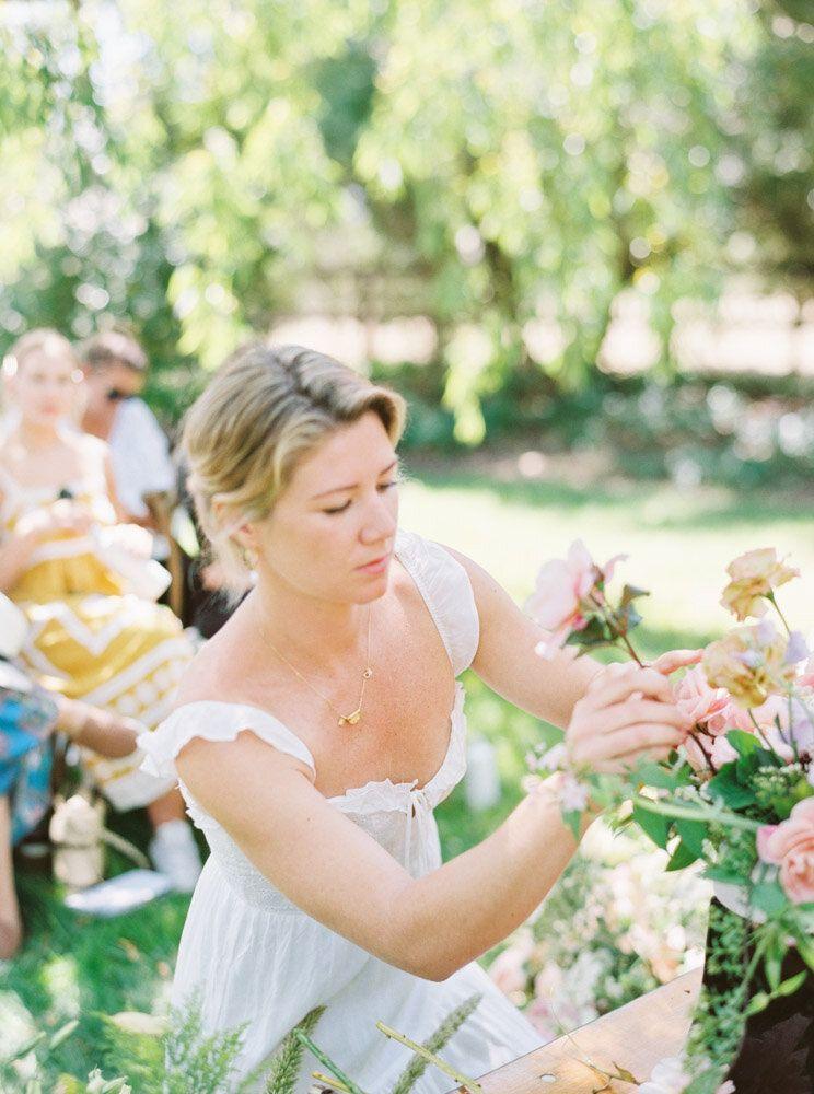 California Wedding Photographer Sheri McMahon