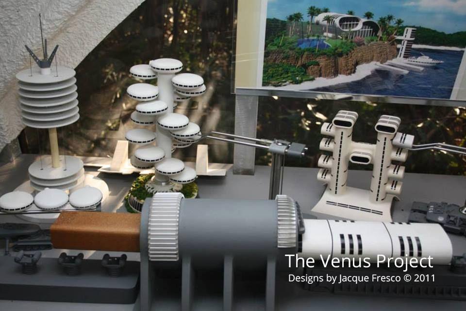 Designs by Jacque Fresco The Venus Project Beyond Politics, Poverty - fresh architecture blueprint posters