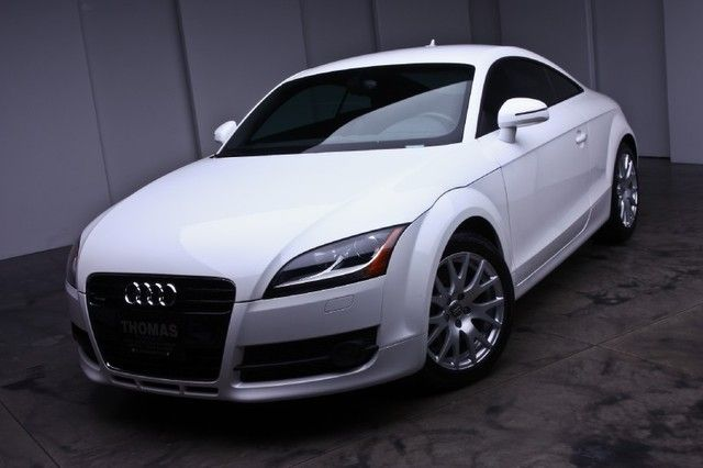 2008 Audi TT Quattro 32L  what I actually ended up getting