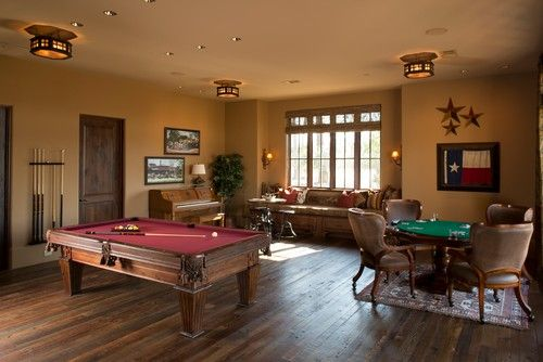 21 pool table room ideas pool table room pool table for Small pool table room ideas