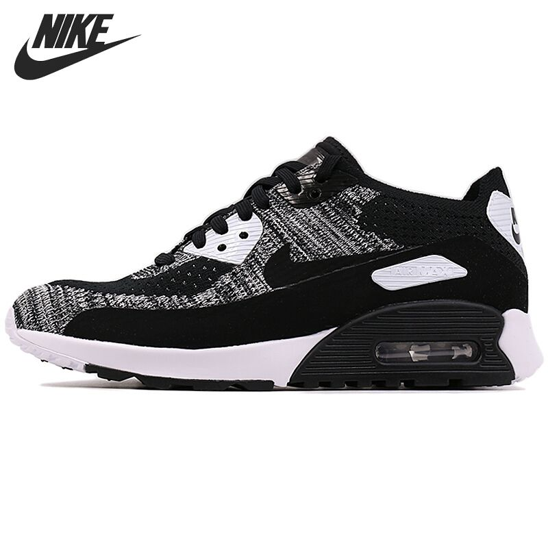 ad30610a39d13 Original New Arrival 2017 NIKE AIR MAX 90 ULTRA 2.0 FLYKNIT Women s Running  Shoes Sneakers