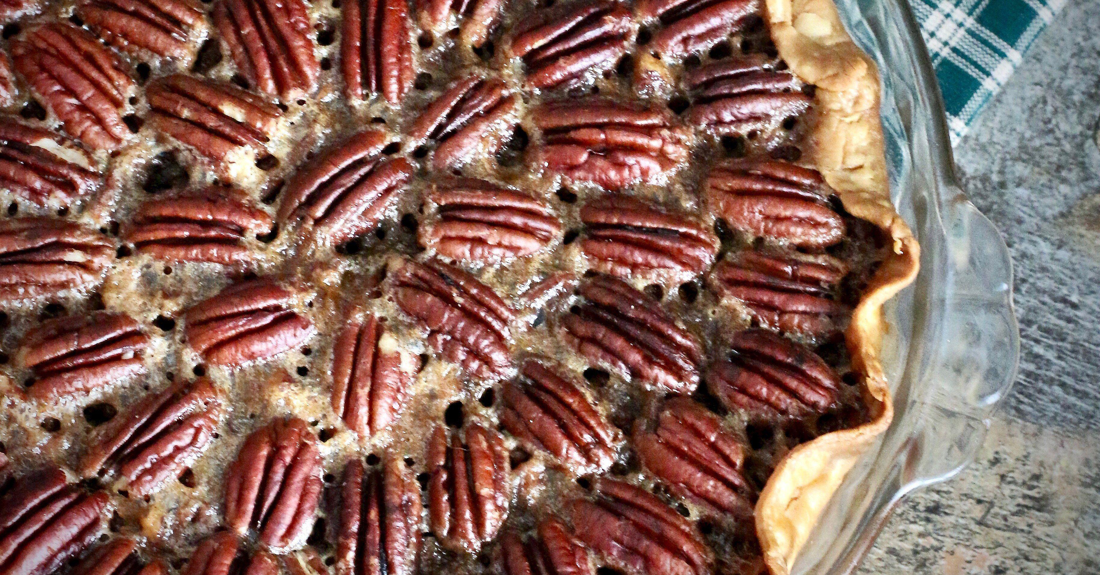 Chocolate bourbon pecan pie recipe recipe in 2020