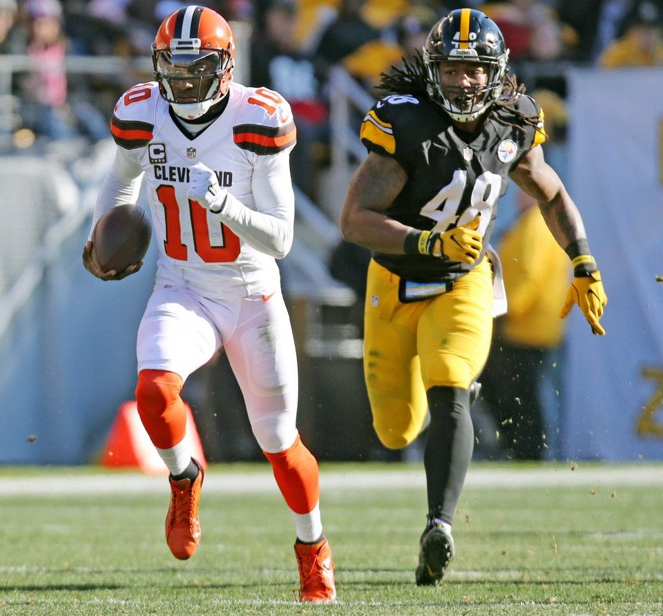 Browns Scribbles Young players must fight smart Pluto