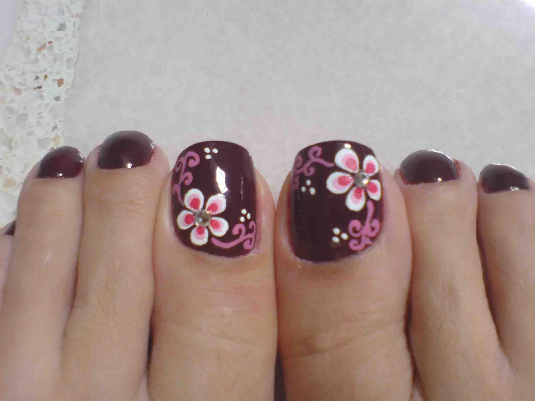 Pin von Janes Place Home Daycare auf Handpainted nail art | Pinterest