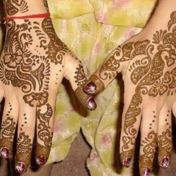 Arabic Bridal Mehndi Designs for Hands. #hennadesigns, #arabicbridalhenna, #bridalhenna, #mehndidesigns
