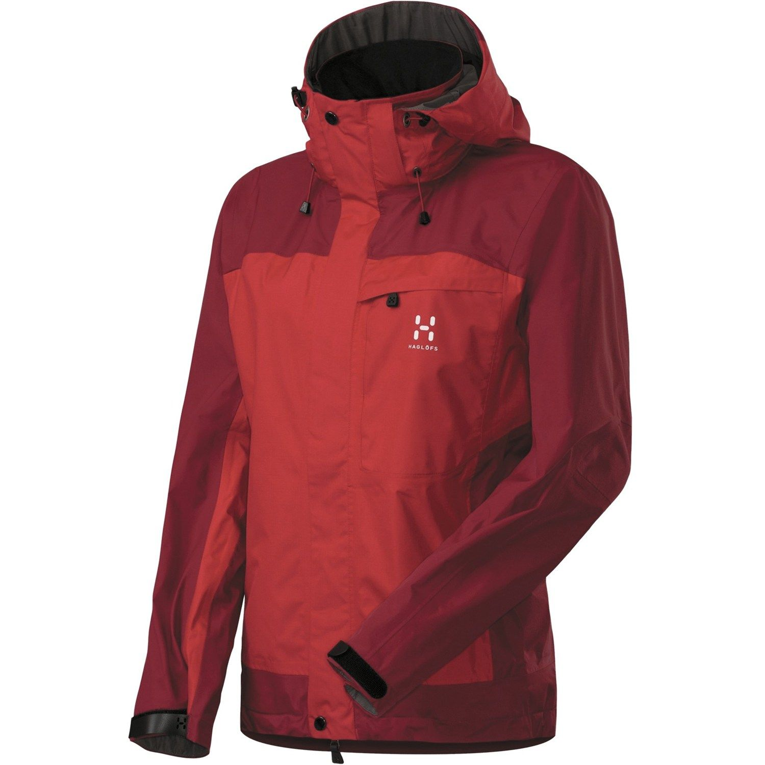 Haglofs Orion Gore Tex Jacket Waterproof For Women Sale 167 99