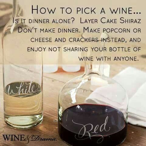 How to pick a wine