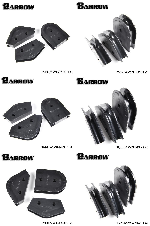 Barrow Rigid Tube Bender Tool Set 16mm AWGM3