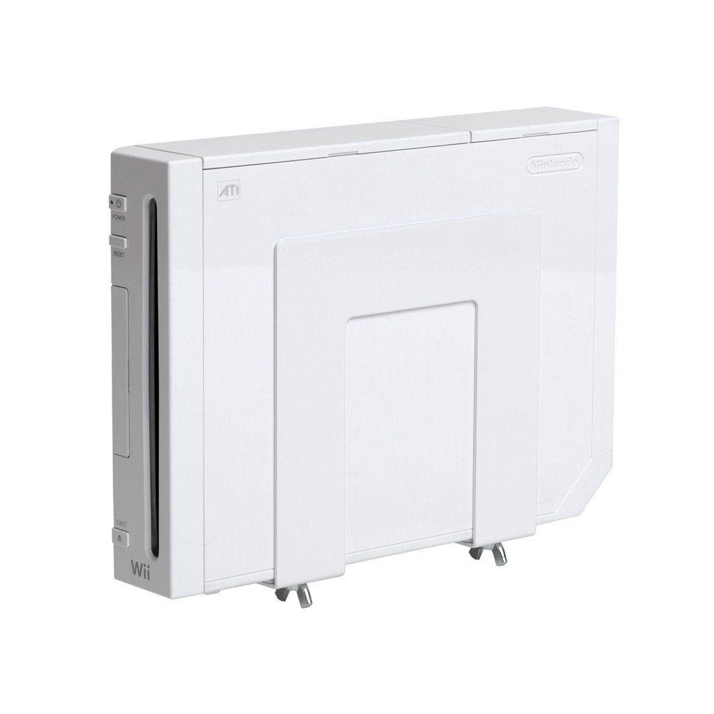 Hideit Uni Sw Black White Wii Wall Mount Home Audio Video  # Gadsden Muebles