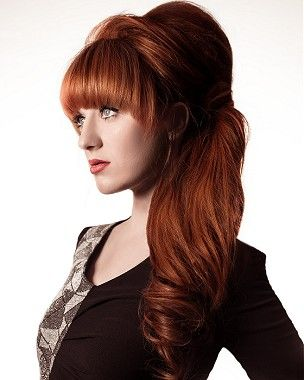 long brown straight coloured hairstyles for women  hair