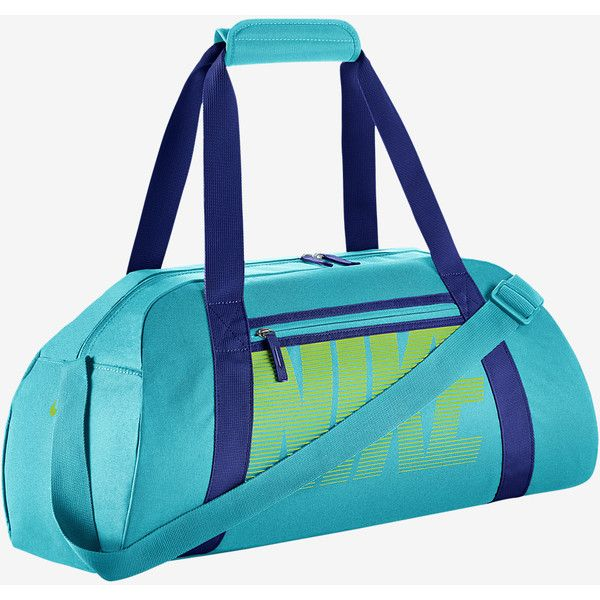 Nike Gym Club Women's Training Duffel Bag. Nike.com ($35) ❤ liked